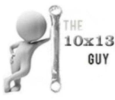 10x13guy logo