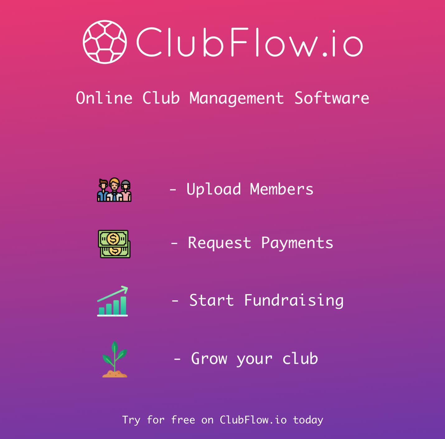 clubflow logo